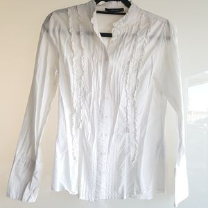 3 White BLOUSES for $10